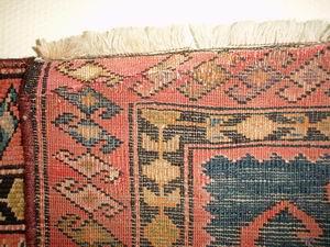 Hvordan ser man om et tæppe er ægte